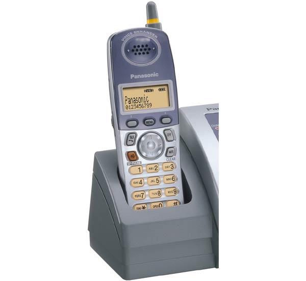 Fax Panasonic Kxfpg2853Br