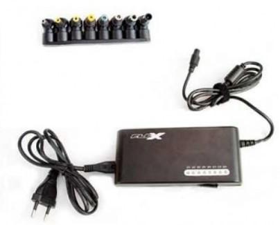 Carregador para Notebook X-CELL Universal FX-505A Ajuste Chaveasdo 100w