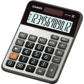 Calculadora de Mesa Casio Mx-120B 12 dígitos