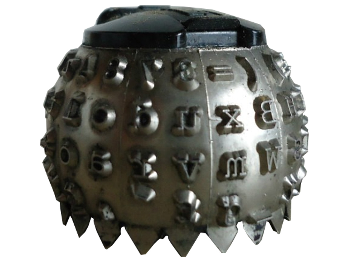 Esfera para IBM 196 Symbol 10-96 Original