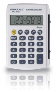 Calculadora Procalc PC 891