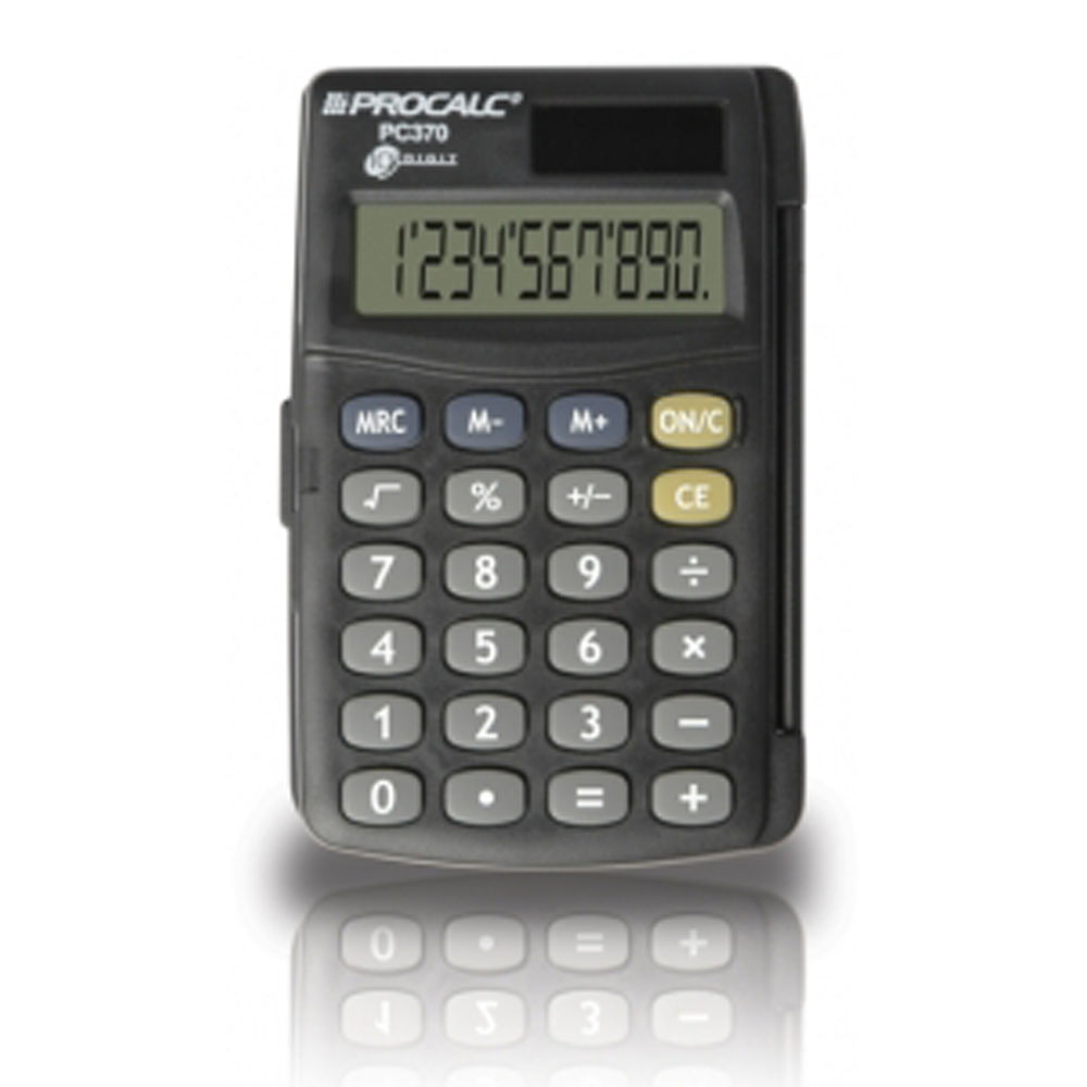 Calculadora Procalc Pc 370