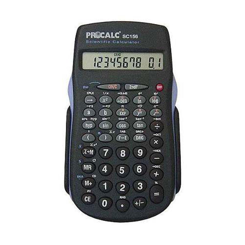 Calculadora CientíficaProcalc SC 156