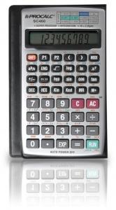 Calculadora Científica Procalc Sc 460