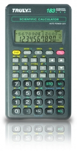 Calculadora Científica Truly Sc118B