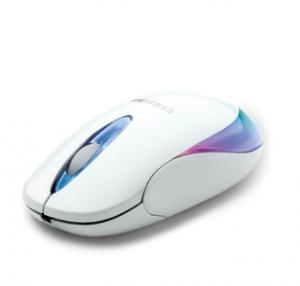 Mini Mouse Óptico Pleomax Sm-3800-W