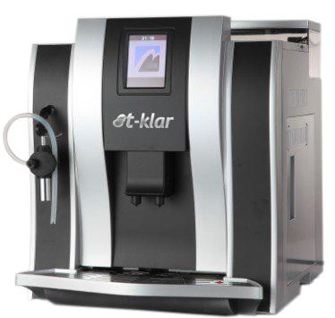 Máquina de Café Expresso T-Klar ME711 220V Automática com moedor de grãos e painel touch screen