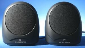 Caixa de Som Pleomax Pcr-5000B