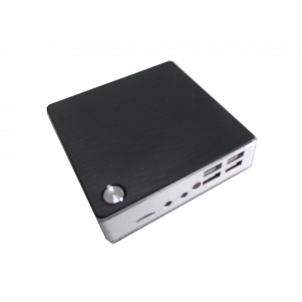 Mini PC CPU CIS Smart Box C3 CW-10 Computador para Automação 2Gb Ram 32 Gb SSD com Windows 10
