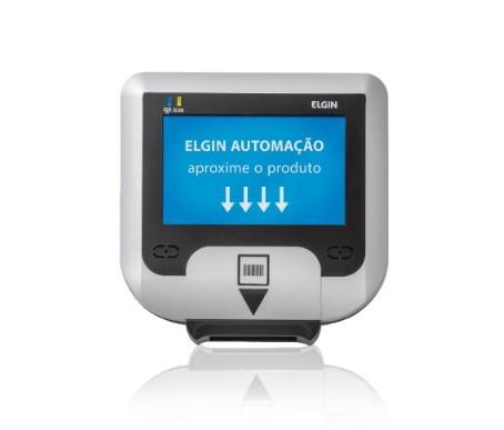 Verificador de Preço Elgin Vp231 Rw-C Leitor de Códigos de Barras 1D Ethernet e Wifi