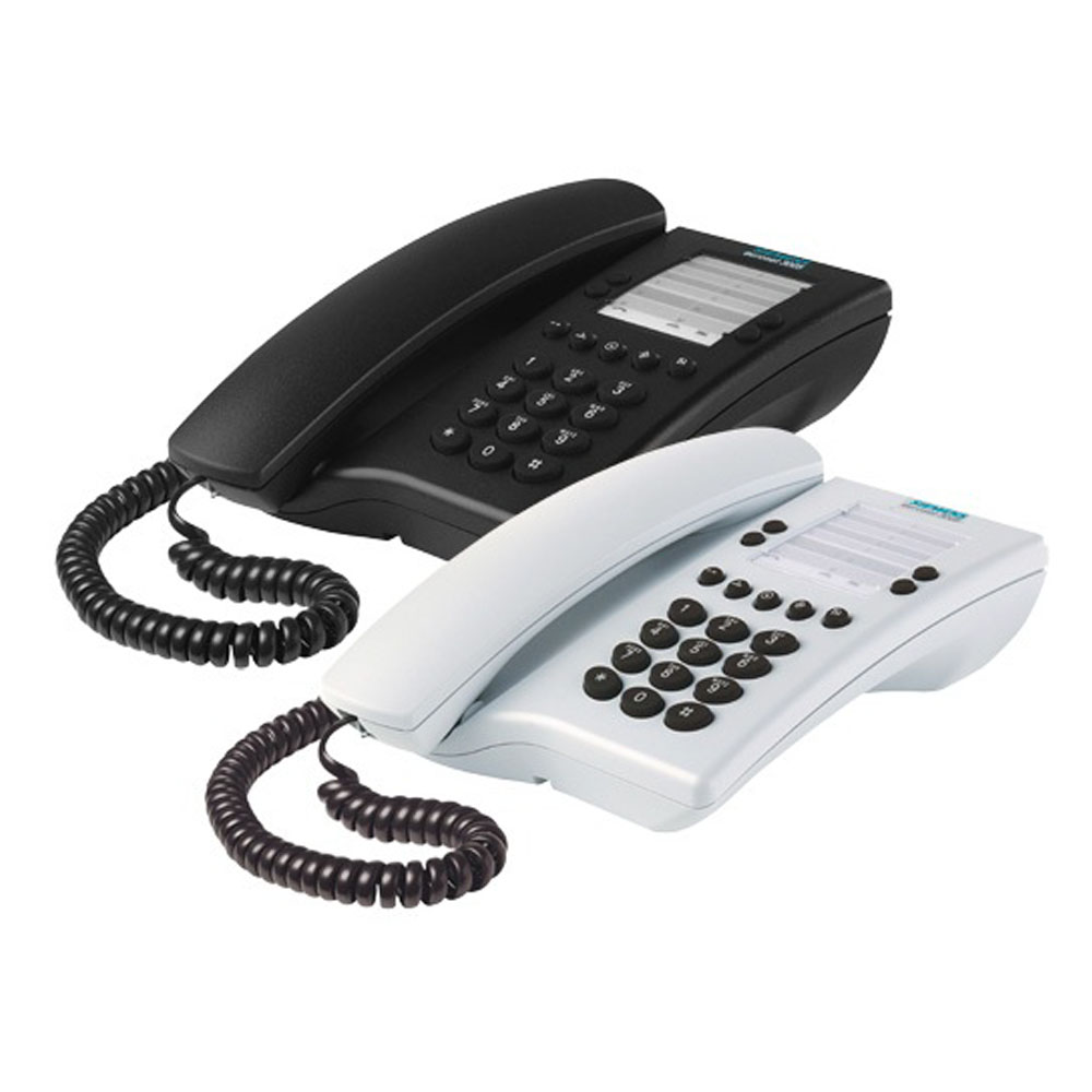 Telefone Siemens Euroset 3005 com Chave