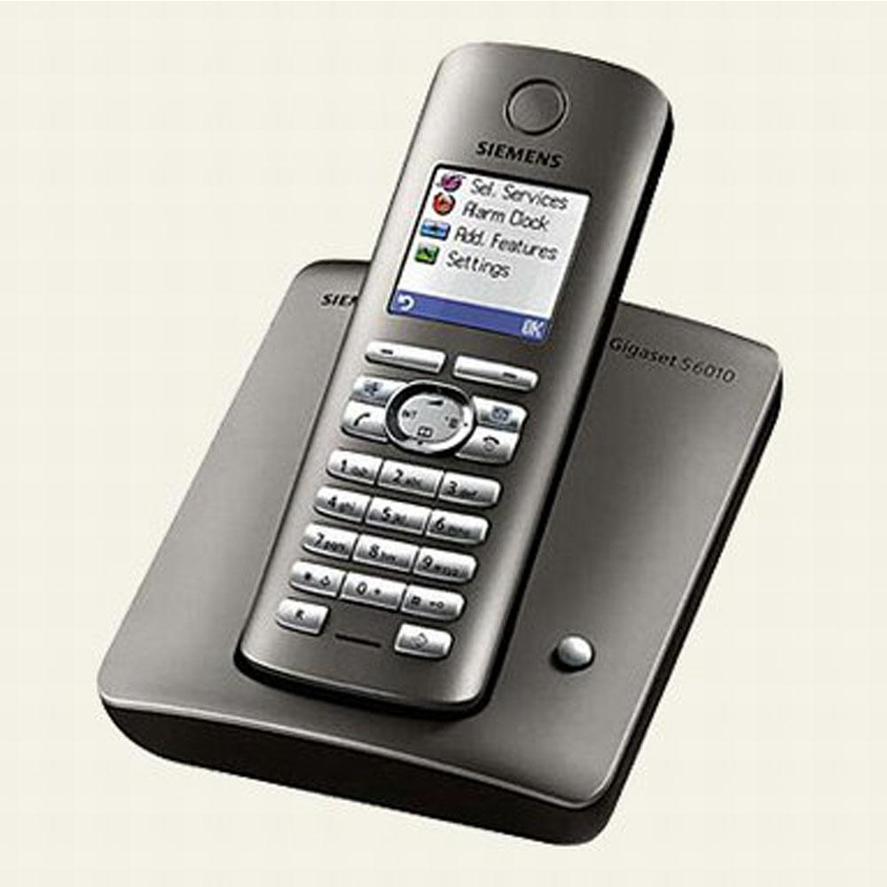 Telefone sem Fio Siemens S-6010