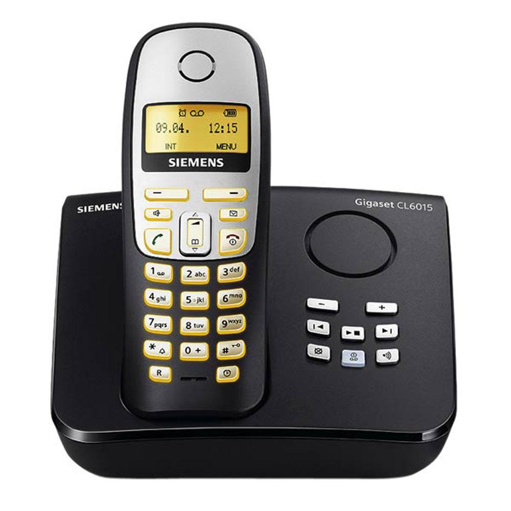 Telefone sem Fio Siemens Cl-6015