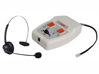 Headset Earset base AX10 + Fone HX01- COMBO
