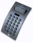 Calculadora de Mesa Olivetti Ce110 Teclado Emborrachado Design Italiano