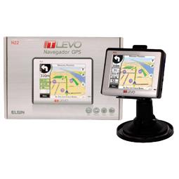 Navegador Elgin GPS N 22 T-Levo