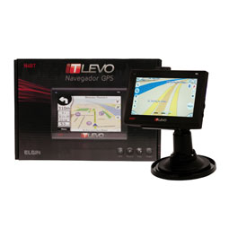 Navegador Elgin GPS N4 Bt-Levo Bluetooth