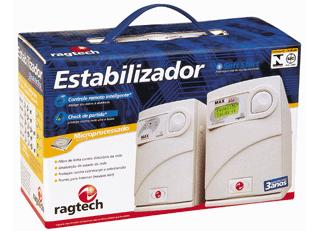 Estabilizador Raghtech Ms1000