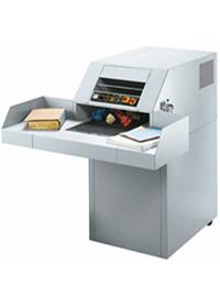Fragmentadora de Papel Eba 6040S 220V Corta 100 folhas em tiras de 5,8mm, Uso contínuo Cesto 300L N2