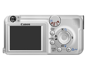 Camera Digital CANON POWERSHOT A460