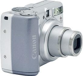 Camera Digital CANON POWERSHOT A550