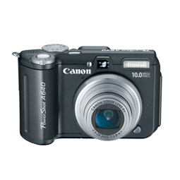 Camera Digital Canon Powershot A640