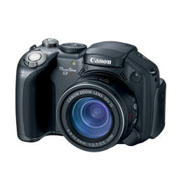 Camera Digital Canon Powershot S 3Is