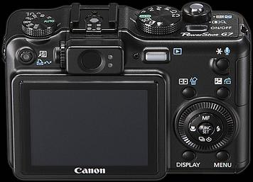 Camera Digital Canon Powershot G7