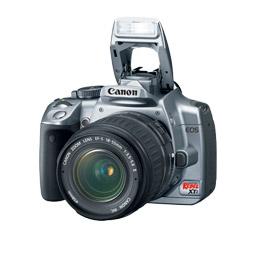 Camera Digital Canon Rebelxti