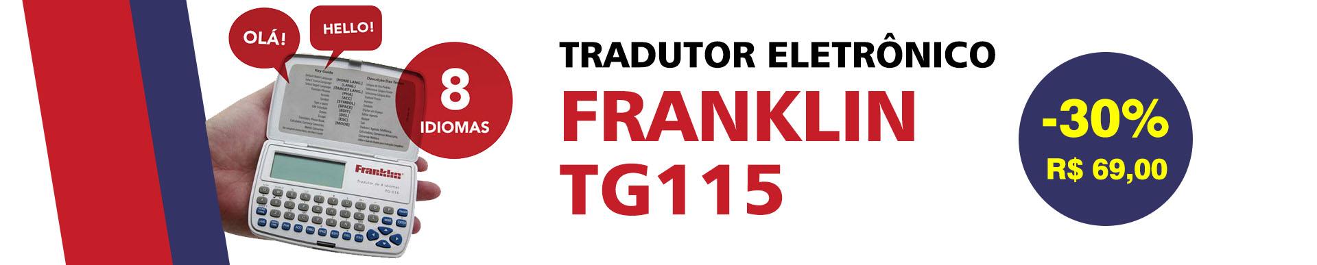 Tradutor Franklin TG115
