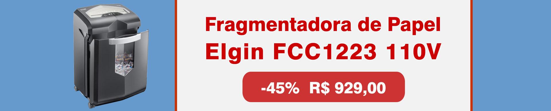 Fragmentadora Elgin FCC1223