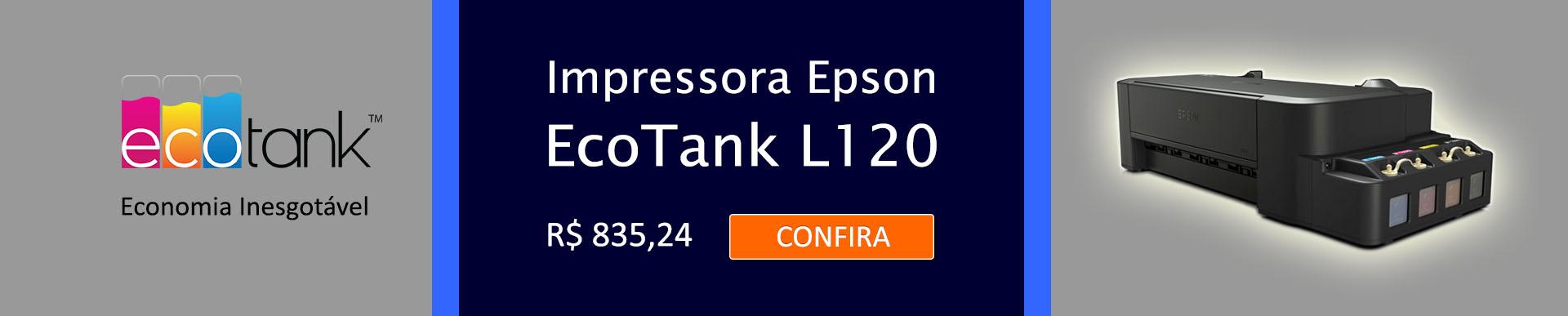 Impressora Epson EcoTankL120