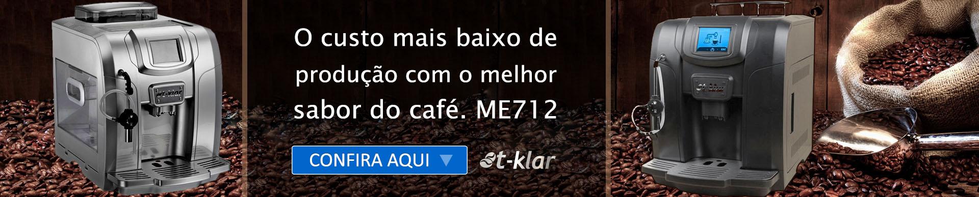 Cafeteira T-Klar ME712