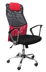 Cadeira Multivisão a gás C/ Regulagem de Altura - CAD-PRO-PRES - Preto e cinza