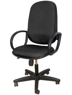 Cadeira Multivisão Presidente com Relax a Gás-Injetata Cad-Pr-Inj Preto
