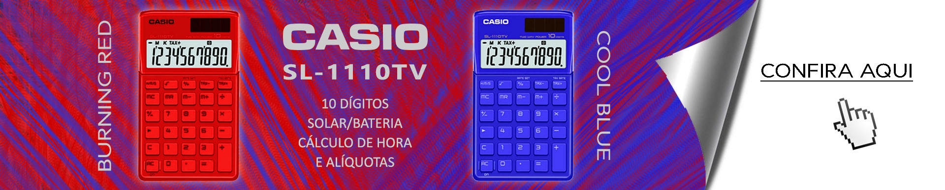 Casio SL-1110TV