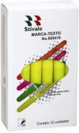 Caneta Marca Texto Stivale (Embalagem com 12 Unid)