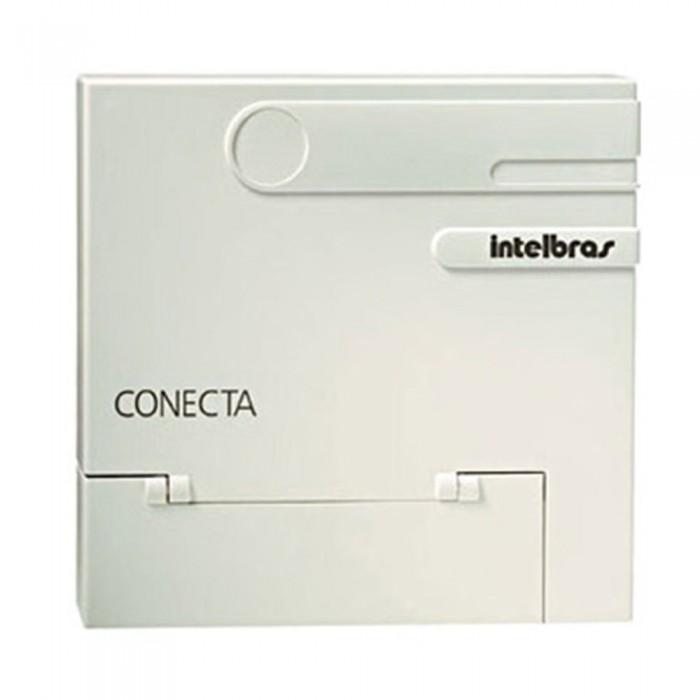 Pabx Intelbrás Conecta 208 Analogica (02 Tr e 08 Rm)