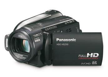 Filmadora Digital Panasonic Hdc-Hs250Puk