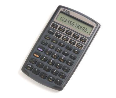 Calculadora Financeira Hp-10Bii