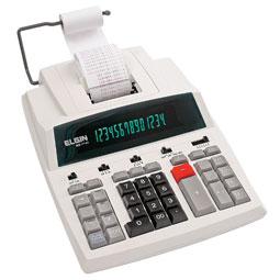 Calculadora Elgin mb 7142 com 14 Díg Visor e Impressora Veloc de 4,1 Lps Bivolt