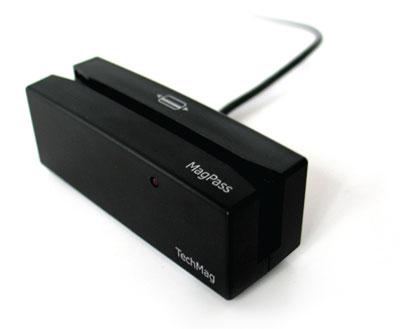 Leitor de Cartão Magnético Cis Magpass Mp-K174 9074 Interface Ps2