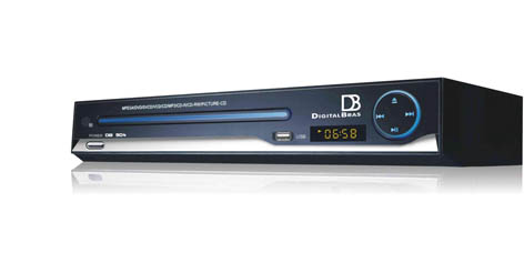 DVD Player Digitalbrás Db-904