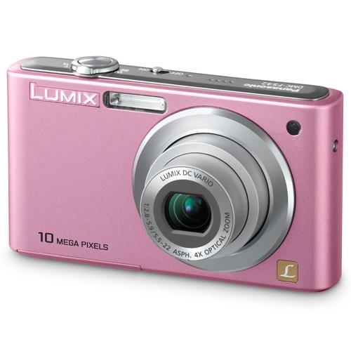 Camera Digital Panasonic DMC-FS42LB- K/P