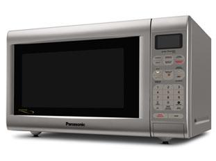 Microondas Panasonic Nn-Gt517W com Dourador