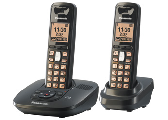 Telefone sem Fio Panasonic Kx-Tg6422Lbt