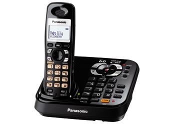 Telefone sem Fio Panasonic Kx-Tg 9441Lbb