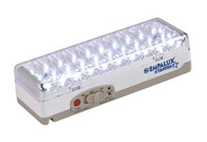 Iluminação (Luz) Emergência Empalux Satrmax Ie330001