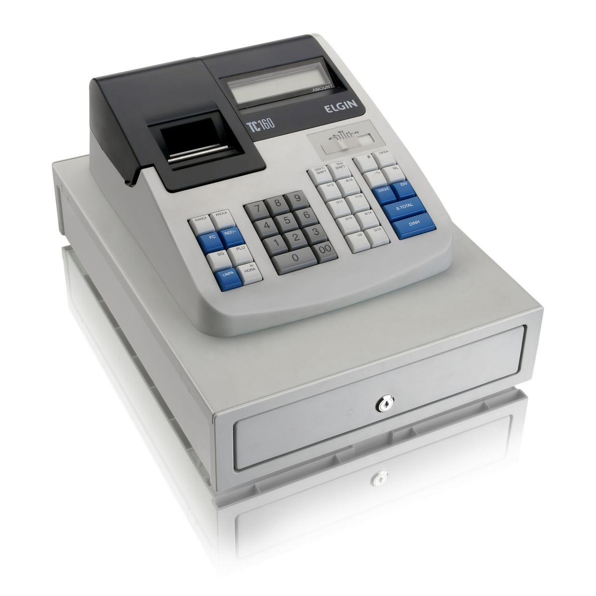 Caixa Registradora Elgin Não Fiscal TC - 160