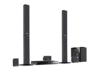 DVD THEATER SYSTEM - Panasonic SC-PT580LB-K